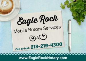 Eagle Rock Notary