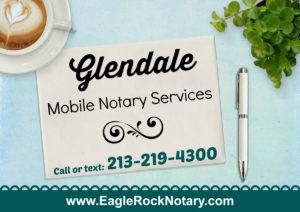 Glendale Notary Public