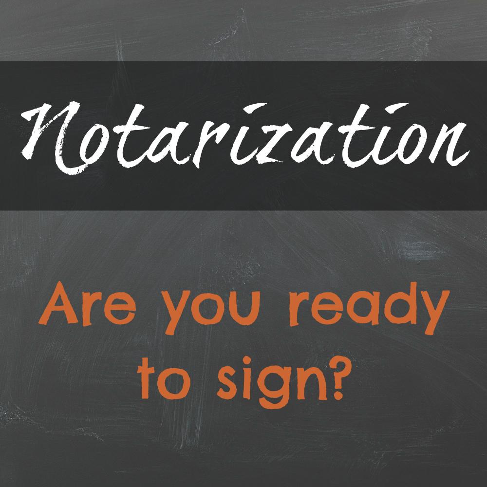 Notary Public Marketing