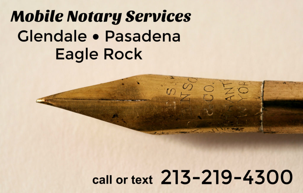 Eagle Rock Notary