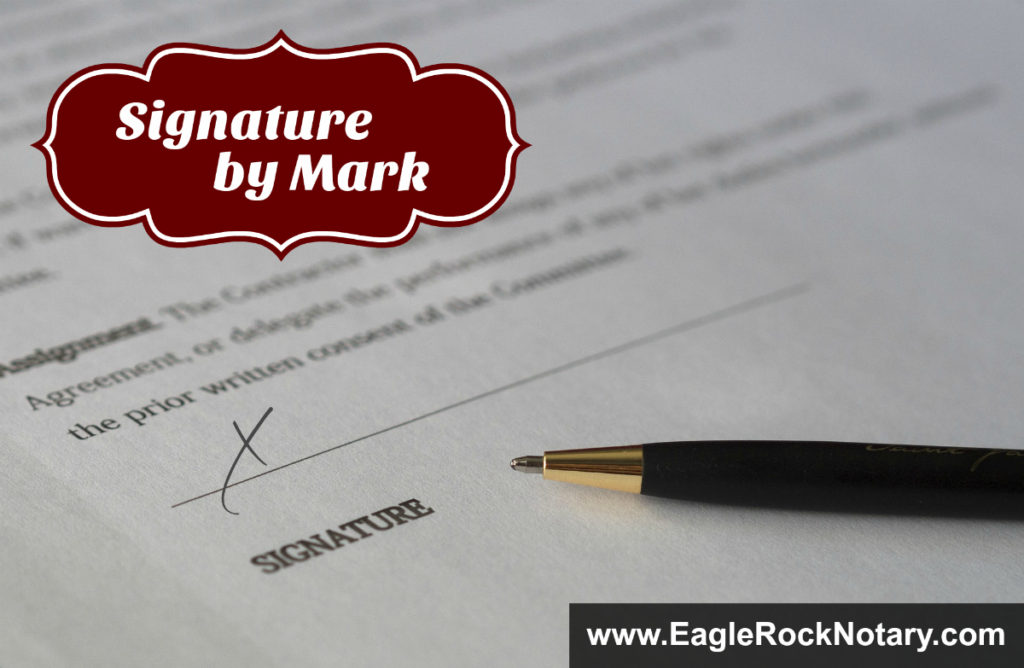 Signature by Mark