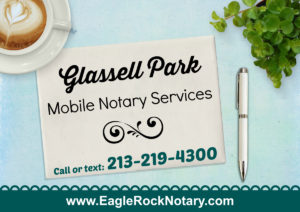 Glassell Park Notary