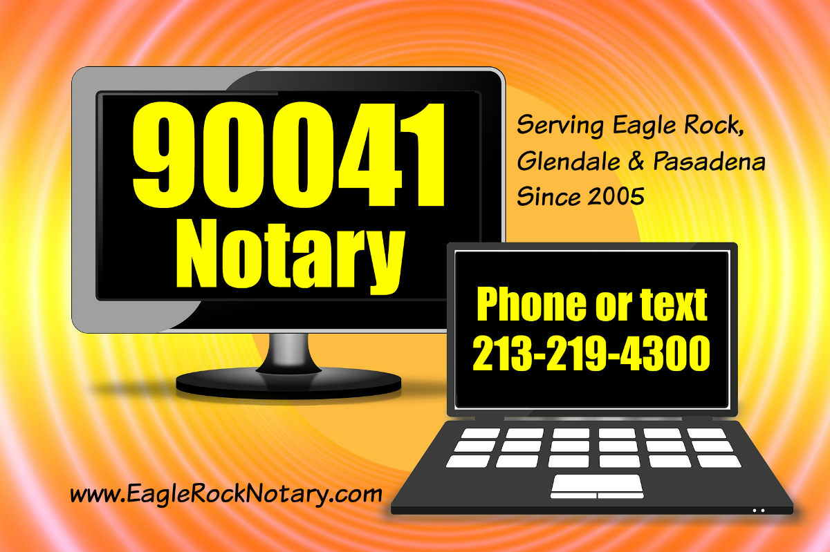 90041 Notary