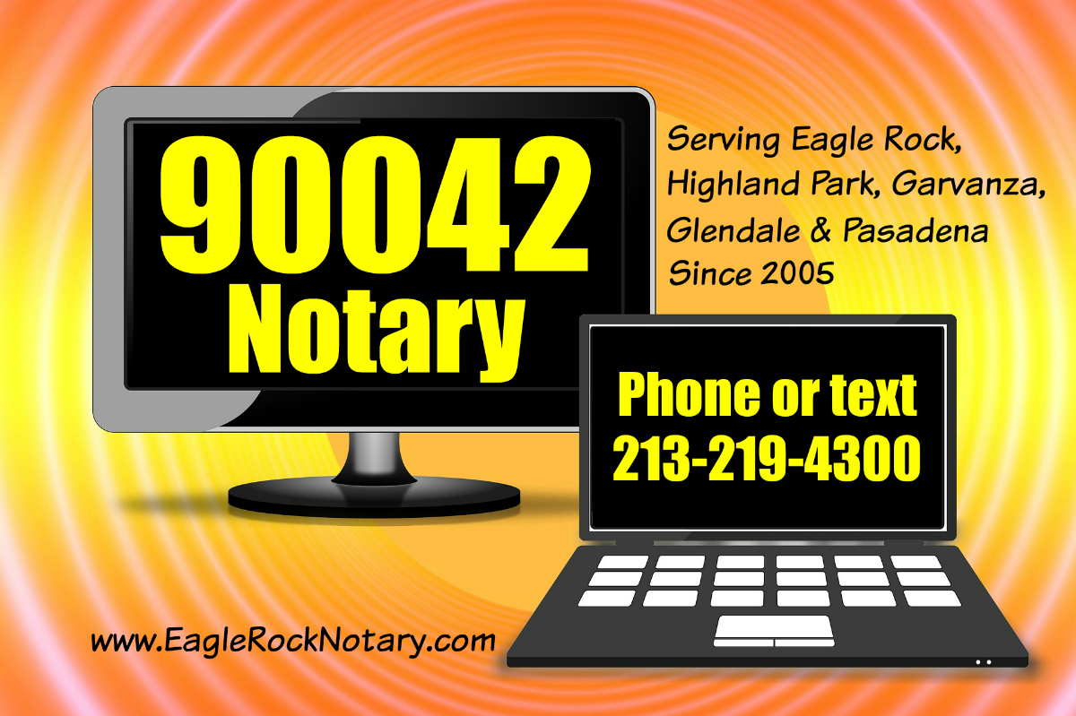 90042 Notary