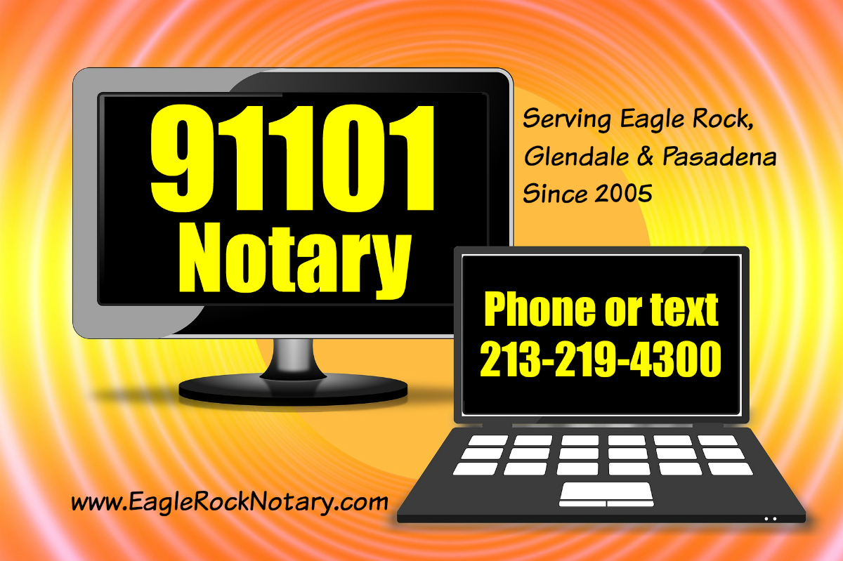 91101 Notary