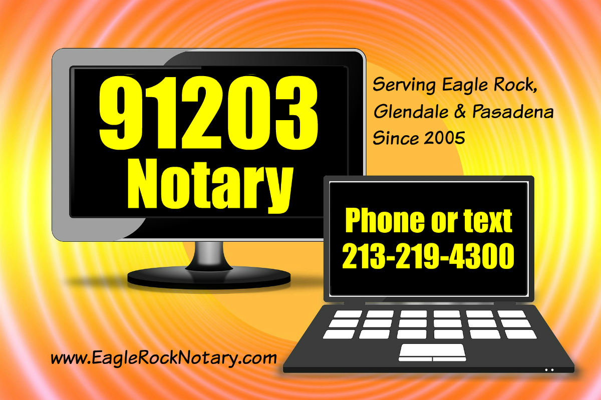 91203 Notary