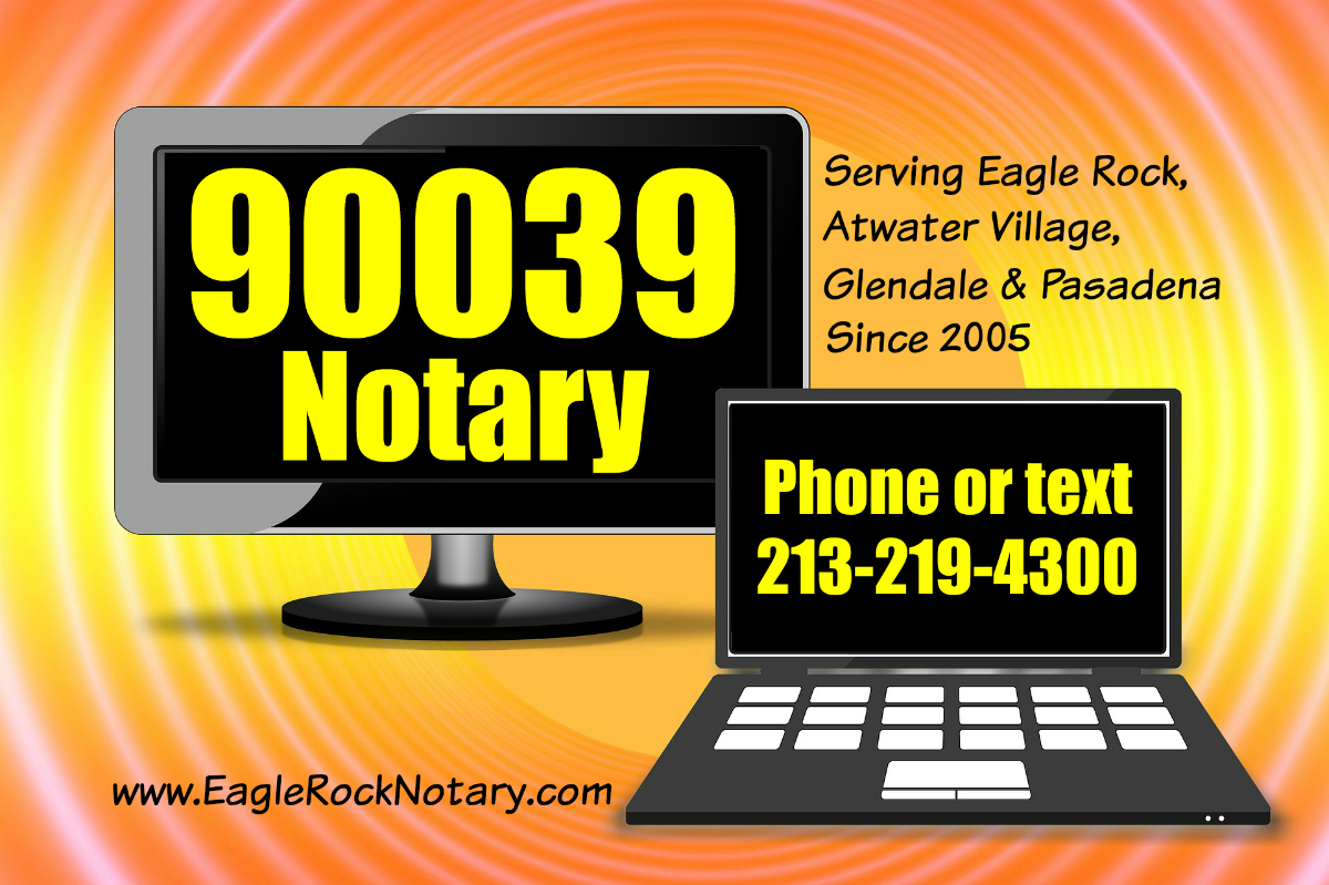 90039 Notary