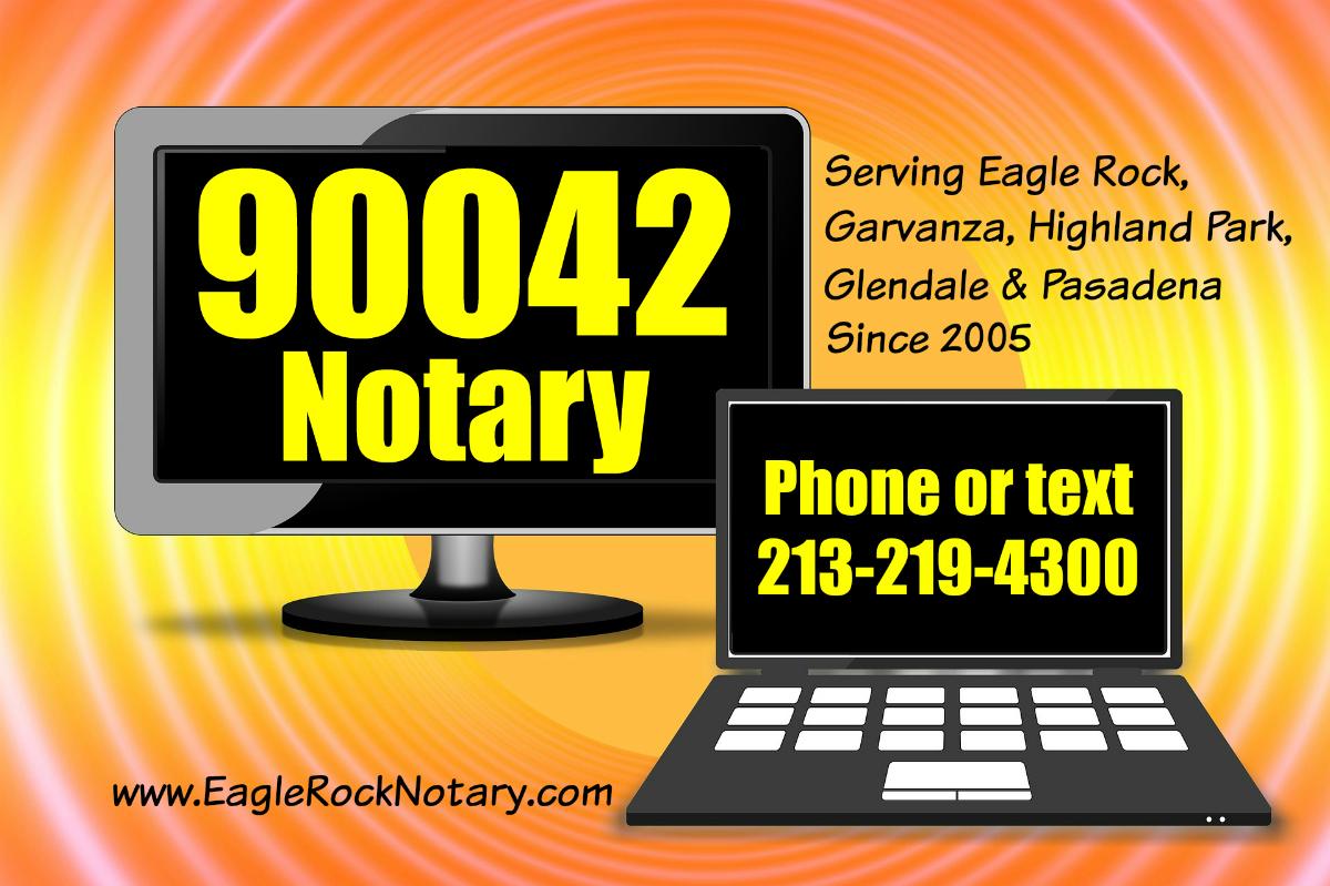 90042 Notary Public