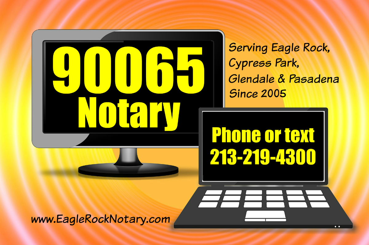 90065 Notary Public