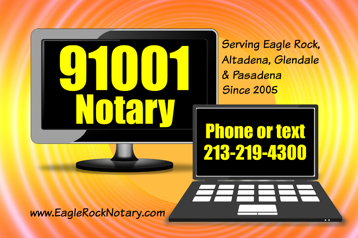91001 Notary