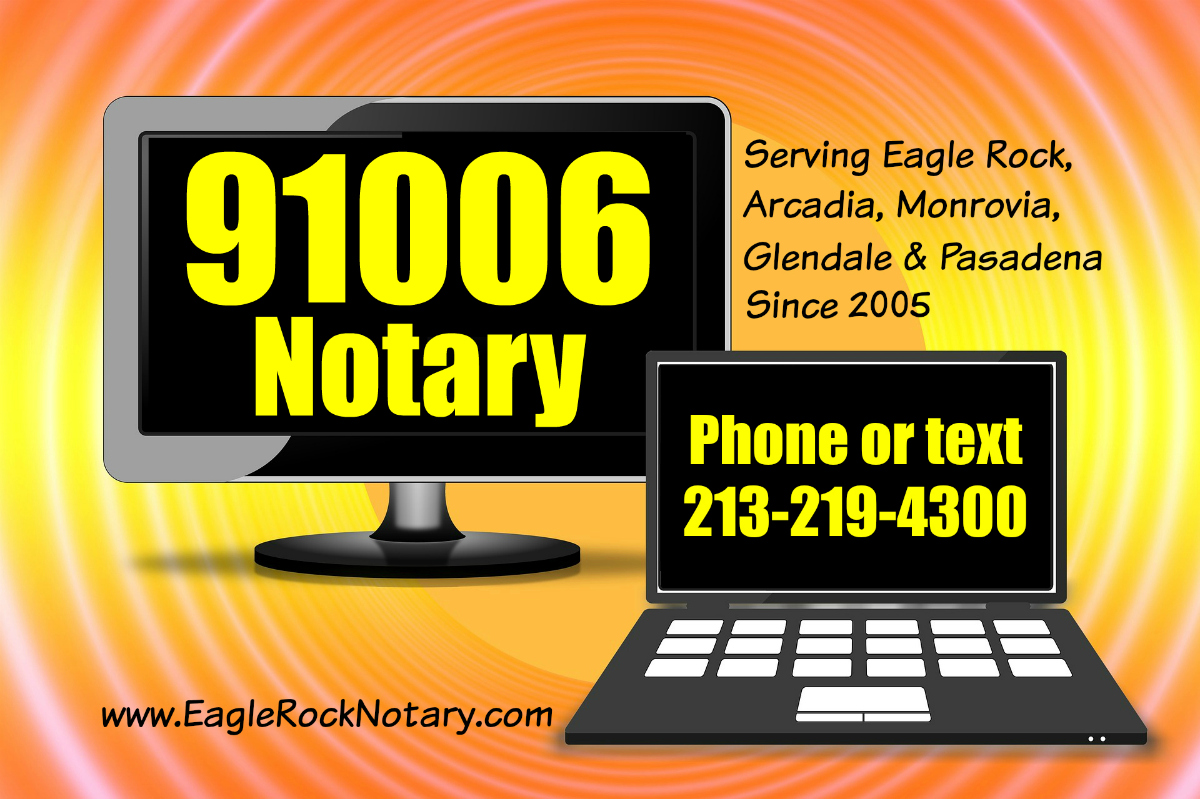 91006 Notary