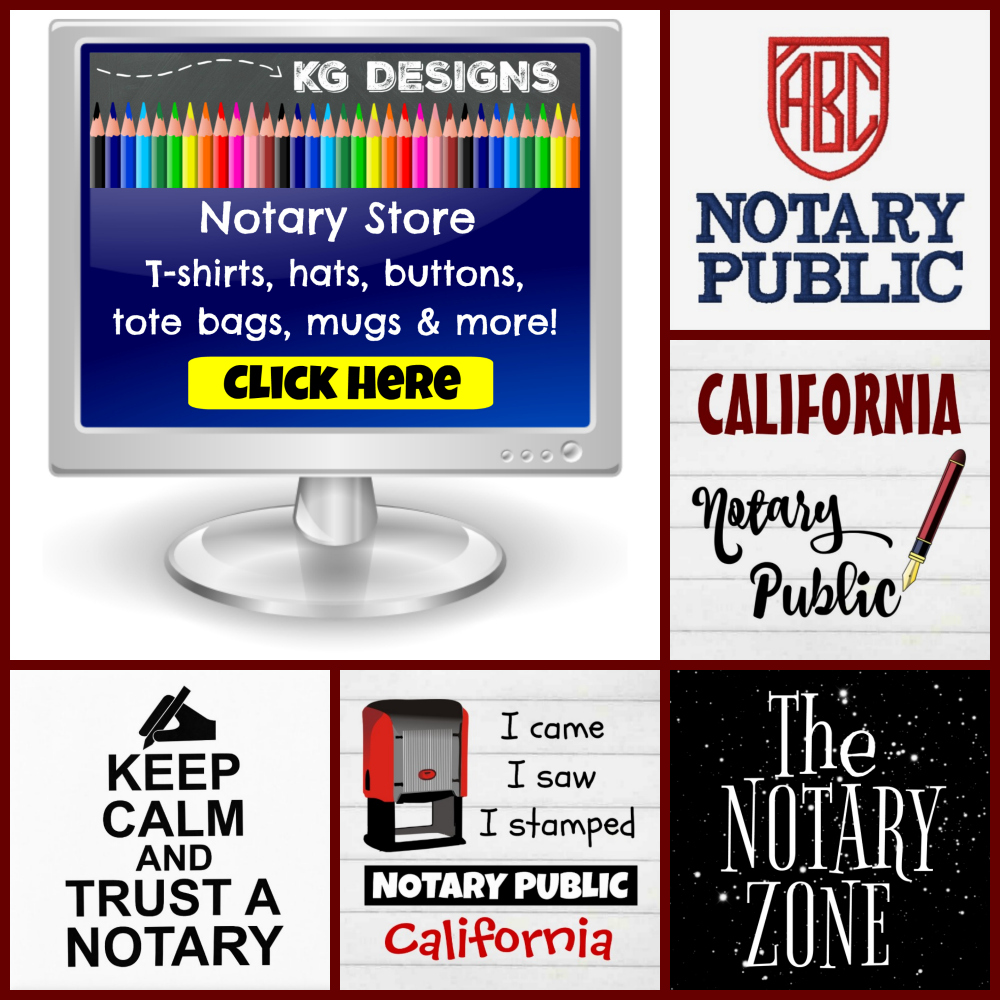 Notary Public Shirts