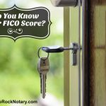 Know Your FICO Score