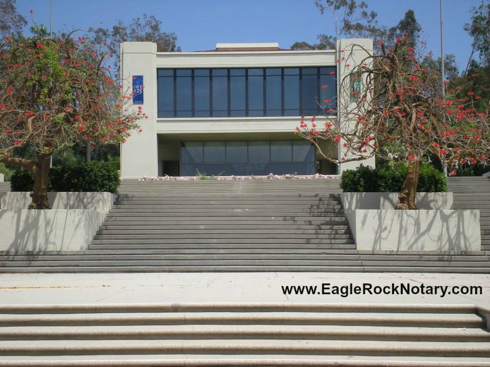 Eagle Rock California
